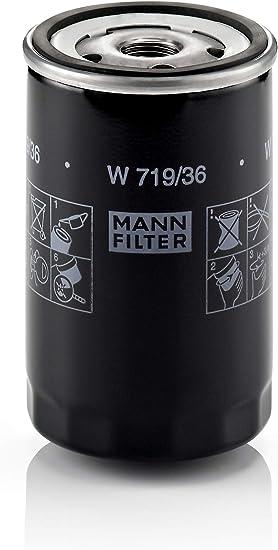 Original Mann Filter Ölfilter W 719 36 Für Pkw Auto