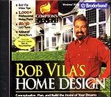 Software - BOB VILLA HOME DESIGN (Jewel Case)