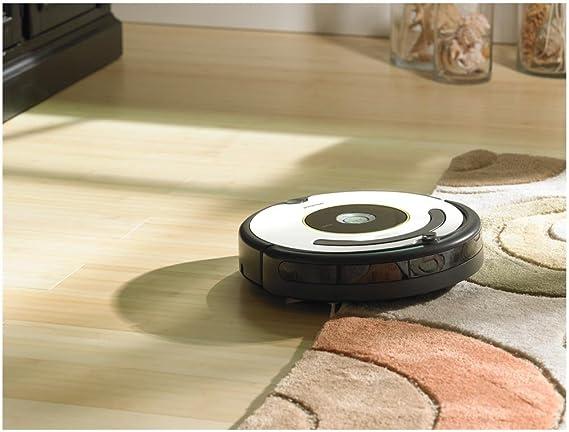 iRobot aspirador Roomba 621 X-Life Potencia 33 W – 60 dBi recargable: Amazon.es: Hogar