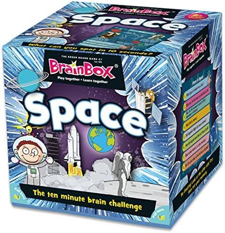 Brain Box espaciales Juegos de Cartas: Amazon.es: Juguetes y juegos