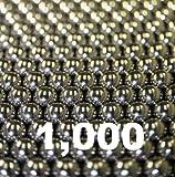 """1000 qty 3/8"""" Inch Steel Shot Slingshot Ammo Balls"""