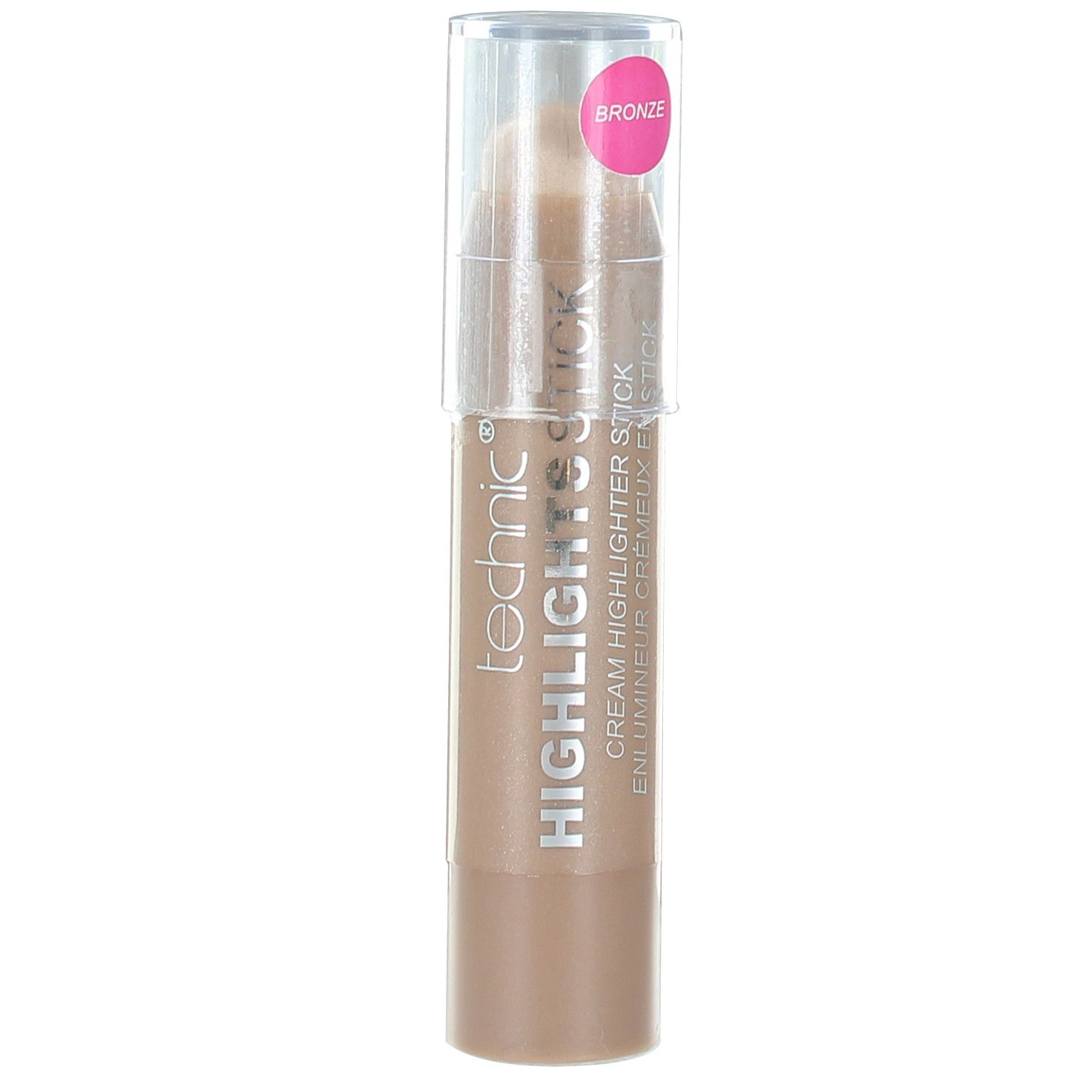 Technic Highlights Stick Cream Highlighter 7.3g-Bronze by Technic