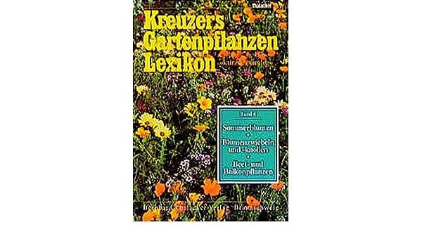 Sommerblumen Blumenzwiebeln Und Knollen Beet Und Balkonpflanzen