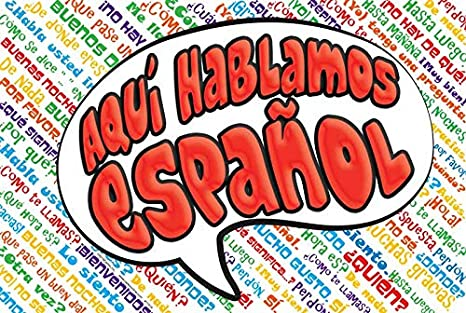 Amazon.com: Aquí hablamos español: Industrial & Scientific