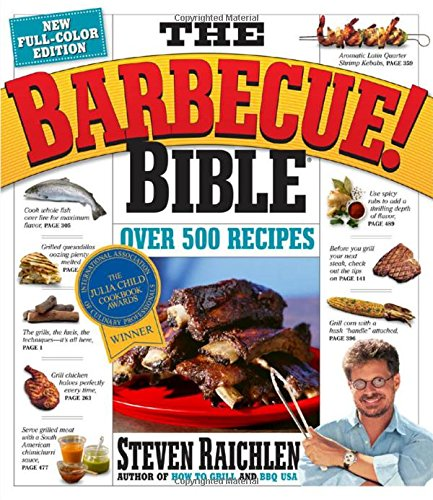Steven Raichlen Bbq (The Barbecue! Bible)