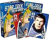 Aquarius Star Trek Tao of Spock Playing Card