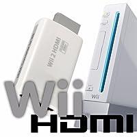 MODAVELA Adaptador Convertidor Hdmi para Wii