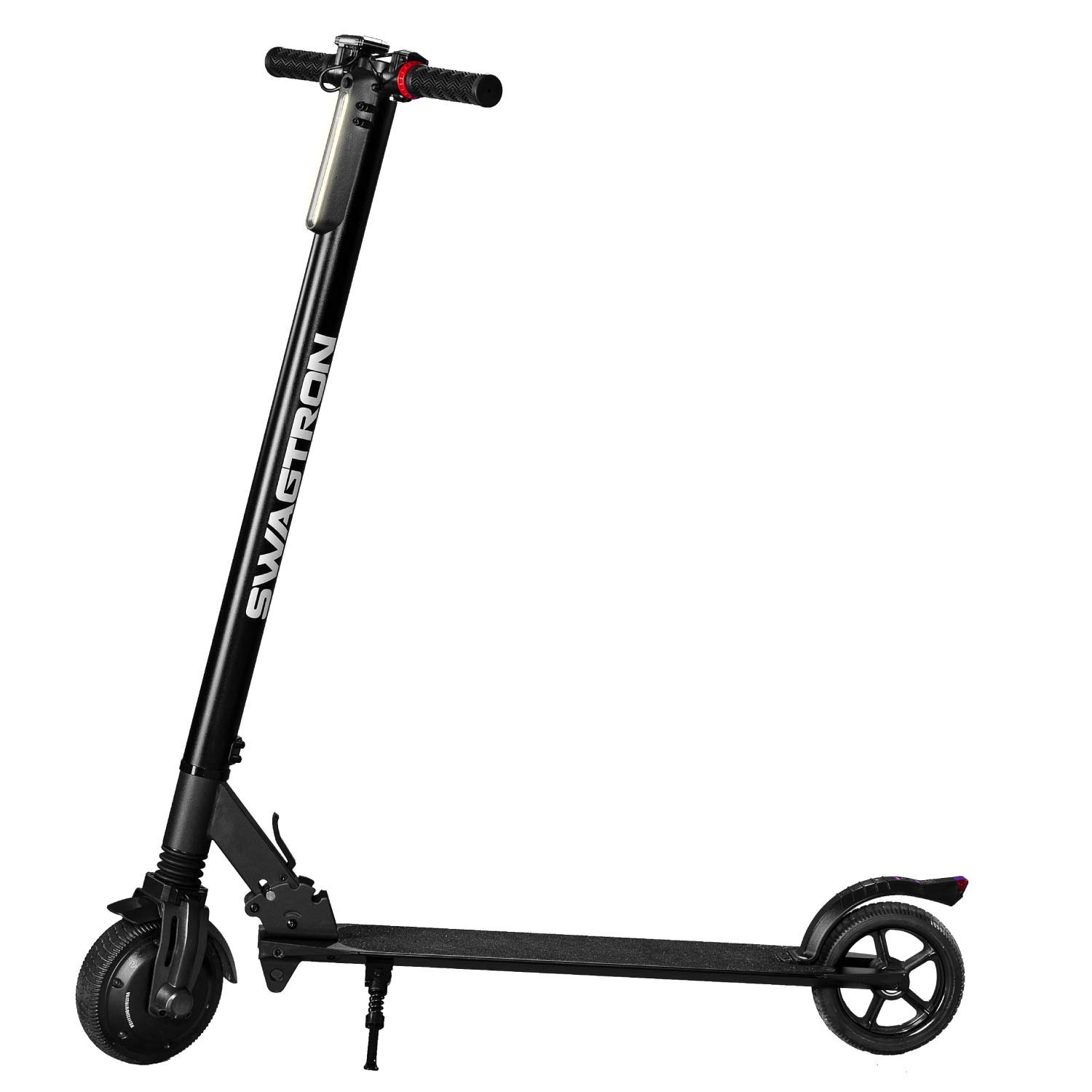 Swagtron Swagger Classic Foldable Kids Electric Scooter, Cruise Control, 200W Hub Motor, Maintenance-Free Tires & More (SG-2) by Swagtron