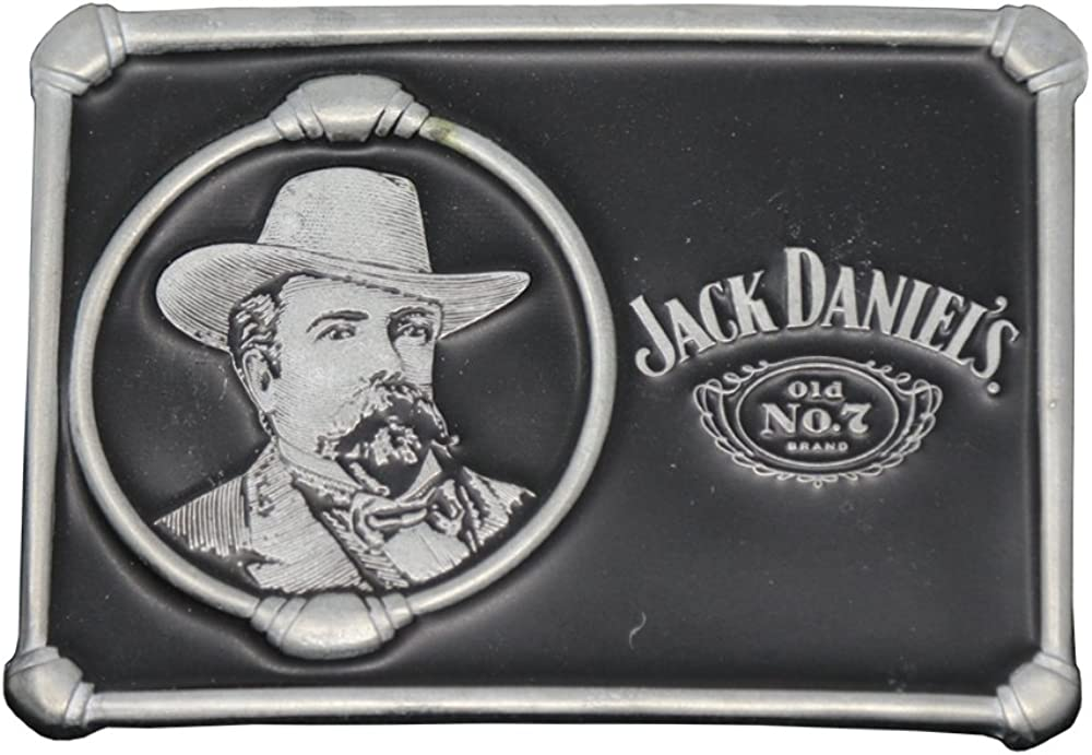 Jack Daniel/´s Fibbia per Cinture uomo