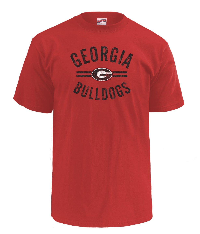 【予約販売】本 NCAA B00O50I56C Georgia Georgia BulldogsメンズPro重量半袖カレッジロゴTee Medium Medium B00O50I56C, ジュエリー柿屋:97fca9d6 --- a0267596.xsph.ru