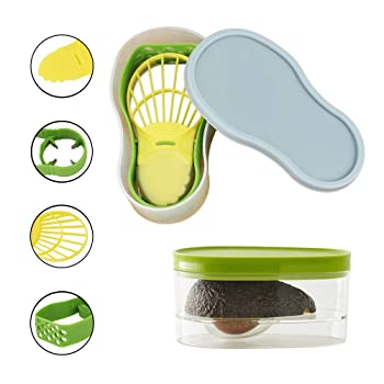 Kinsy 5-in-1 Avocado Tool Set
