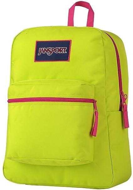 JanSport Mochila de lima sobreexpuesta para mochila / Cyber Pink One Size