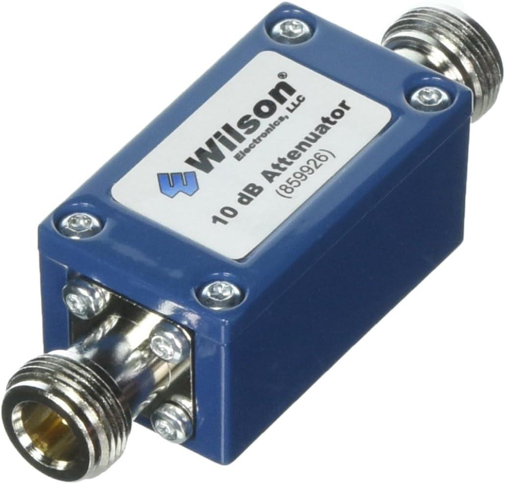 B0018PXRFG Wilson Electronics 10 dB Attenuator, N-Female (50 Ohm) 61FCNovlLuL