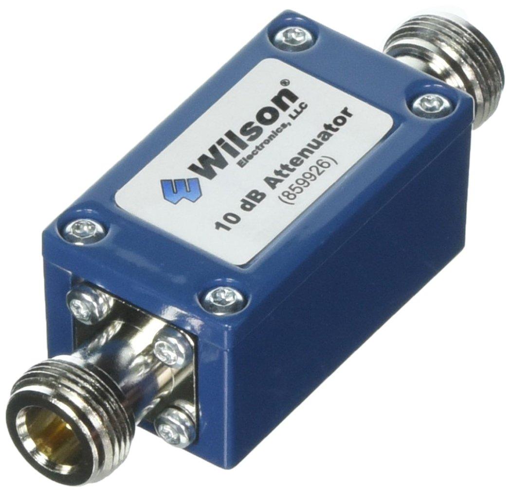 Wilson Electronics 10 dB Attenuator, N-Female (50 Ohm)