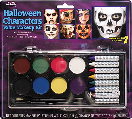 Fun World FW5671C Painting Makeup