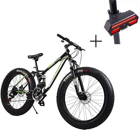 Bicicleta, Bicicleta De Montaña, 26 Pulgadas De 21 De Velocidad De ...