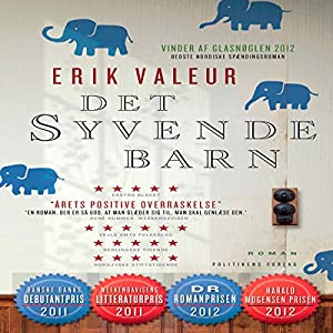Det syvende barn Audiobook