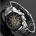 自動機械式 Yumiki 高品質ステンレススチール バンドウォッチ 防水 多機能 メンズスポーツ自動巻き自動機械式時計の商品画像