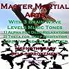Master Martial Arts with Three Brainwave Music Recordings