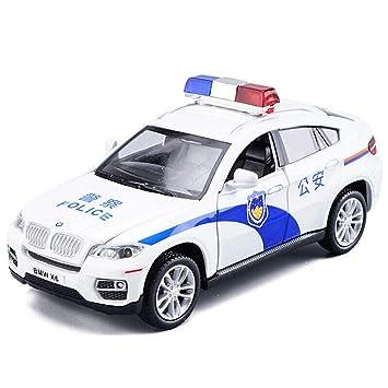 Garçons 6 Cadeaux Bseion Ans Véhicule Police 2 De Pour Bmw X6 N80vwnmO