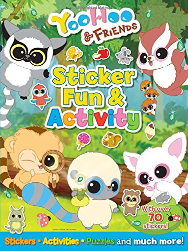 YooHoo & Friends Sticker Fun & Activity