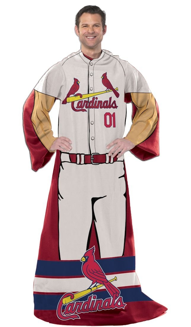 Northwest 1MLB-02400-0027-RET Cardinals Mlb Player Full Body Comfy B009DA1ENU