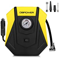DBPOWER 150PSI 12V DC Portable Compact Tire Inflator