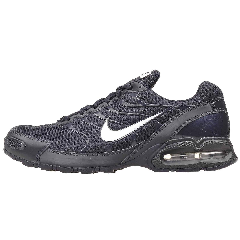 aa975b83e8 Amazon.com | Nike Men's Air Max Torch 4 (10 M US, Dark Obsidian/White) |  Basketball