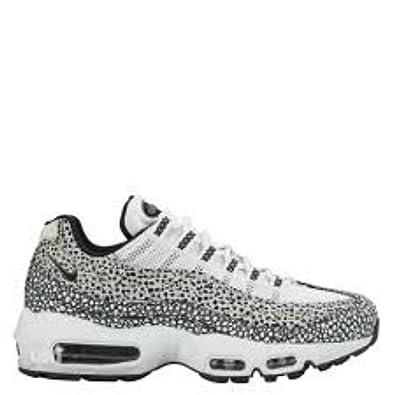 new york e0e9b d4dce NIKE Wmns Air Max 95 Premium   Gray   Sneakers   807443-100-SZ