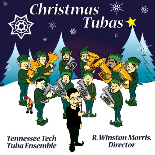 Frosty the Snowman (arr. for tuba - Tennessee Snowman