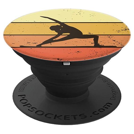 Amazon.com: SUP YOGA Phone Grip | Vintage Design | Stand up ...