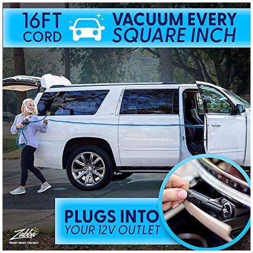 Best Portable Car Vacuum Cleaner 2021 USA