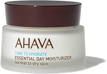 AHAVA Essential Day Moisturizer Normal Dry, 50 mls