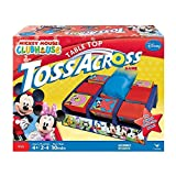 Kids Disney Licensed Mickey Minnie Mouse Tic Tac Toe Toss Across Game