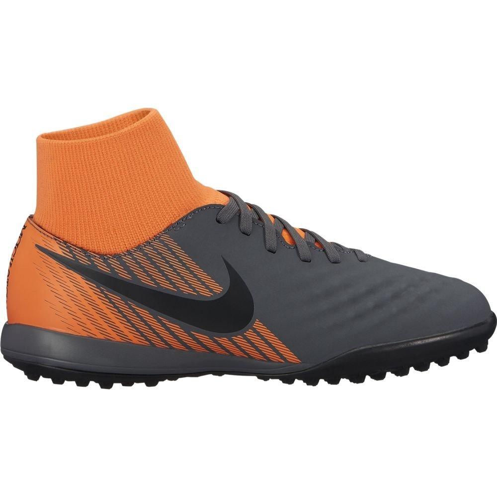 Nike Schuhe Herren Hypervenom phatal ag Vbrnt yellow blck-chrm-vlt ic, Größe Nike 14