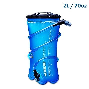 TRIWONDER 1.5-2-3L depósito de Agua de vejiga de Hidratación Libre de BPA