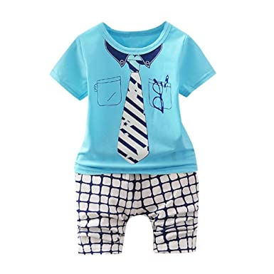Amazon.com  Euone Baby Outfit Summer Tops 3a9d95aef
