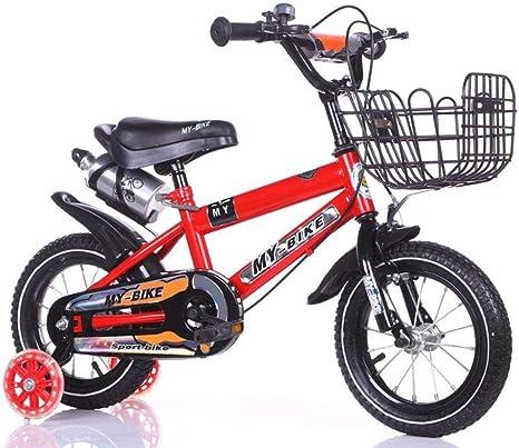 ZXC001 Moda Off-Road Bicicleta Niño Niña Bicicleta Seguridad ...