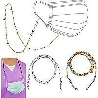 REDESS Multifunction Mask Glasses Lanyard Unisex Mask Strap,Anti-lost Mask Leash, Suitable for men, women, children…