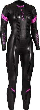 ROKA Maverick Pro II Women's Wetsuit with Premium Neoprene for Triathlons