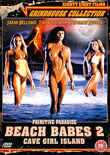Grindhouse 11: Beach Babes 2 - Cave Girl Island [Non USA PAL Format]
