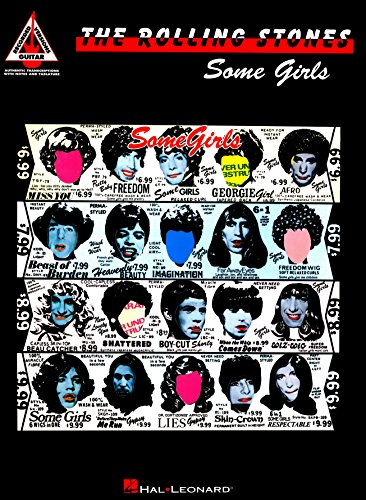 - Rolling Stones - Some Girls Songbook (Guitar Recorded Version)