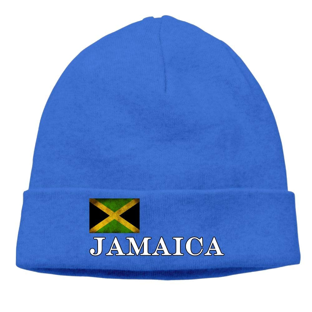 09/&JGJG Jamaica Flag Unisex Beanie Outdoor Newsboy Hat