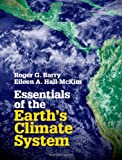 img - for Essentials of the Earth's Climate System book / textbook / text book