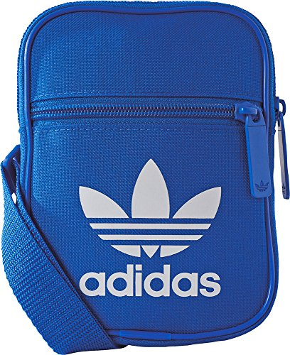 AZUL B Trefoi adidas Bag Festvl Blue 1AUqUX