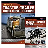 Bundle: Tractor-Trailer Truck Driver Training + Trucking: Tractor-Trailer Driver Web Based Training Printed Access Card