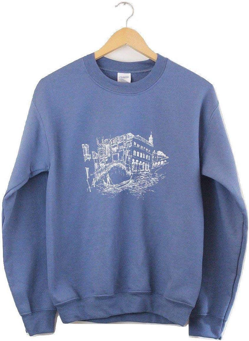 Unisex Art Sweatshirts Crewneck