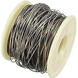 DealMux 10m Longitud del elemento de calefacci/ón del nicrom 21AWG 0,75 mm Di/ámetro del calentador bobina de alambre