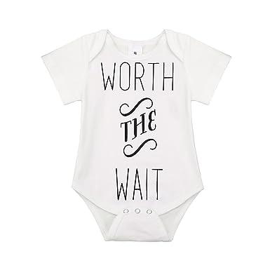cc7b7ca588c5 TiaoBug Infant Baby Boys Short Sleeves My 1st Birthday Romper ...