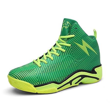 LFLDZ Zapatillas de Baloncesto para Mujer de los Hombres, par de ...